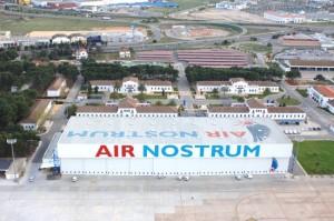 huelga de los pilotos de Air Nostrum