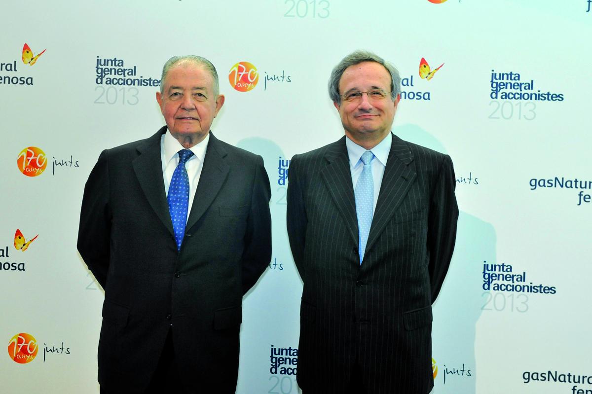 Gas Natural Fenosa obtuvo un beneficio neto de 780 millones euros en el primer semestre