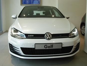 El nuevo Golf GTD ya está en Volkswagen Vasauto
