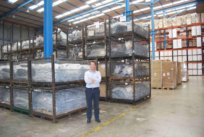 Aza Logistics diversifica negocio y entra en el sector de automoción