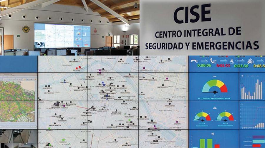 Samce posibilita la monitorización del Cise de Valencia