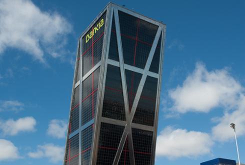 Bankia vuelve a reducir sus gastos un 3,4% y obtiene el mejor resultado de su historia