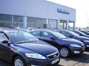 Vedat Mediterráneo presenta la nueva gama SUV de Ford el 23 de septiembre