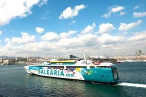Baleària anuncia que empezará a operar la línea Denia-Formentera a partir del 1 de mayo