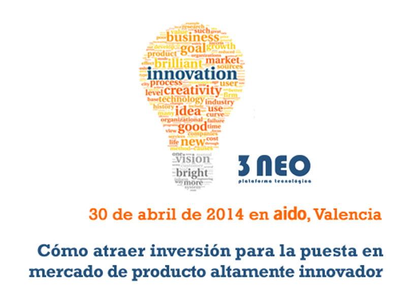 Una jornada da a conocer hoy cómo captar inversión para productos innovadores
