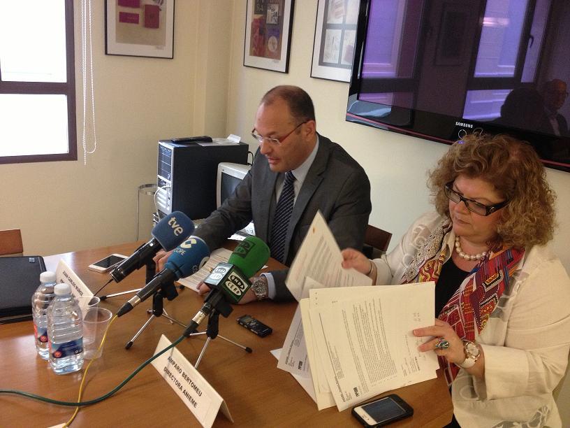 La Comunitat lidera la exportación de mueble español y cerró 2013 con un incremento del 24,5%