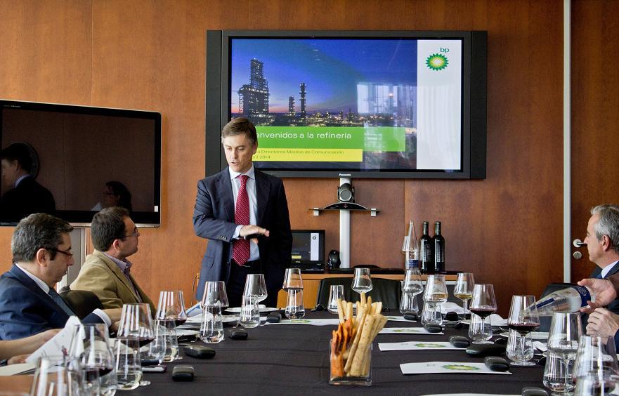 BP sigue arrojando buenos resultados operativos a pesar del difícil contexto del refino