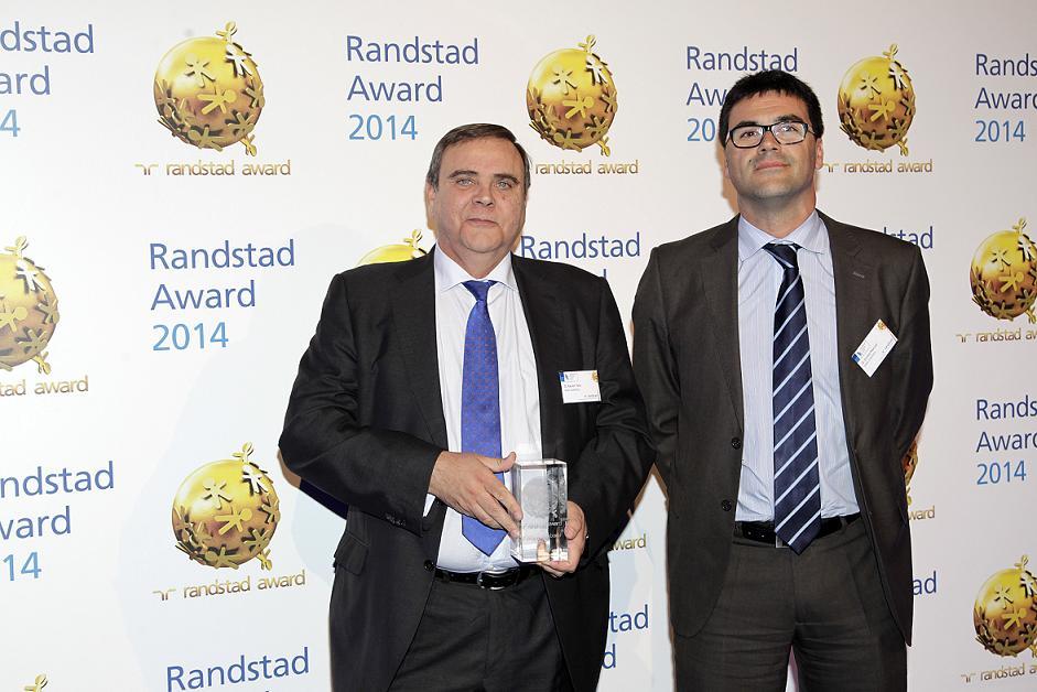 Sabadell, BBVA y Santander, los mejores bancos para trabajar en España, según Randstad