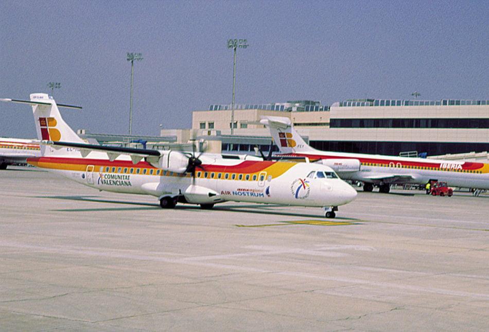 Air Nostrum inaugura línea regular Madrid-Biarritz con un vuelo diario por trayecto