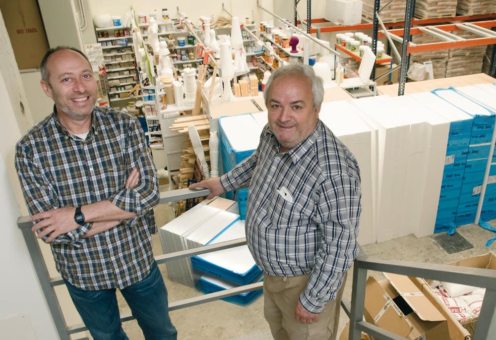 Artistes Fallers Coop defiende los intereses de la compra-venta de materiales para el sector