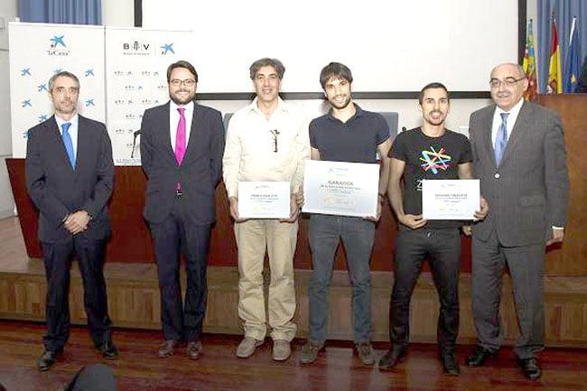La empresa Yeeply gana la edición 2014 de los Premios EmprendedorXXI en la Comunitat