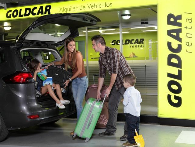 Goldcar invierte 26 7 millones para abrir cinco oficinas for Oficinas goldcar