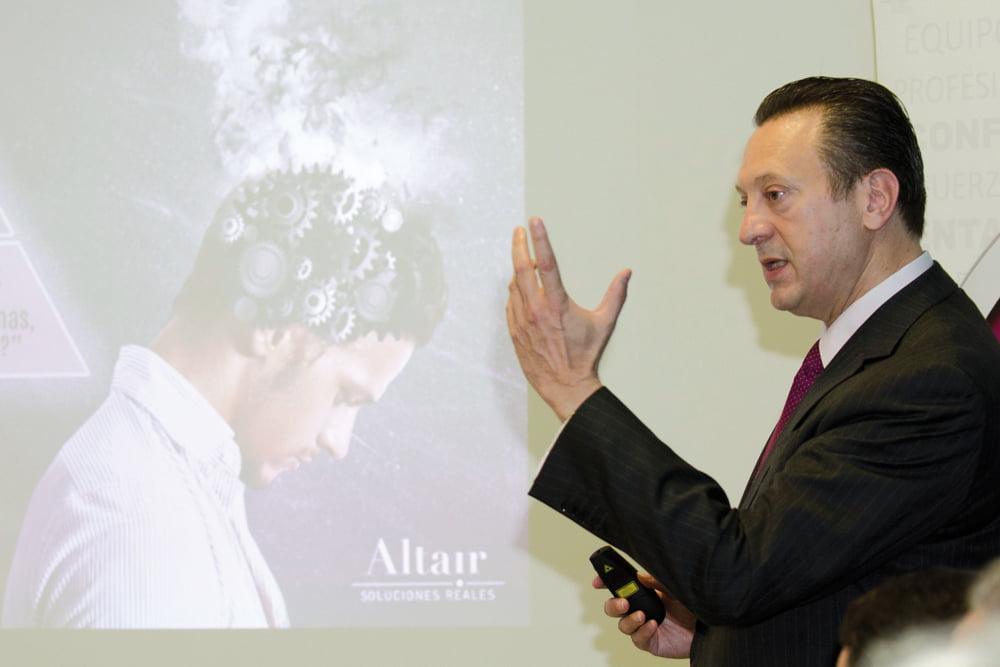 """Artemio Milla: """"El Presupuesto es una herramienta de gestión que sirve para controlar la empresa"""""""