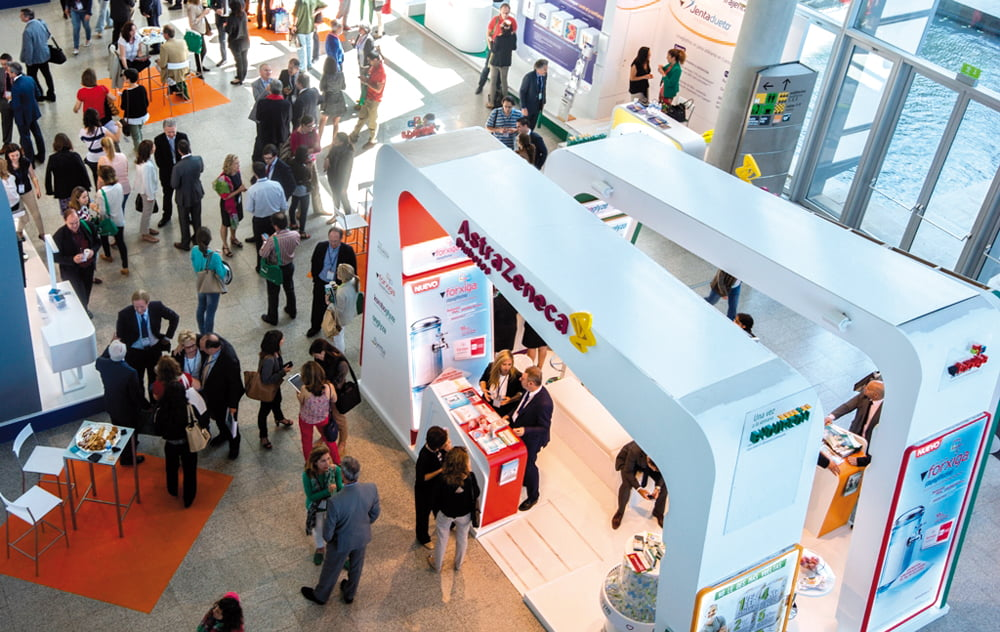 El salón EIBTM reúne 3.000 expositores de 150 países en Fira de Barcelona