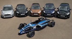 EcoBoost se consolida como el motor estrella de Ford
