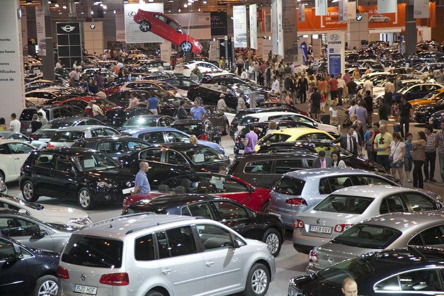 Las ventas de vehículos usados disminuye un 11% en la Comunitat Valenciana en enero