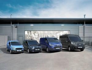 Ford renueva toda la gama Transit de vehículo comercial