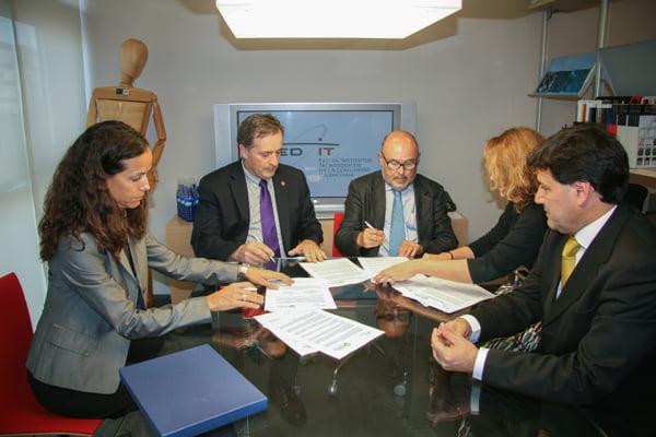 Redit y Chile colaborarán en I+D+i logístico, agroalimentario, medioambiental y TIC's