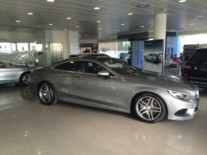 El coupé más lujoso y deportivo de Mercedes ya circula por Valencia