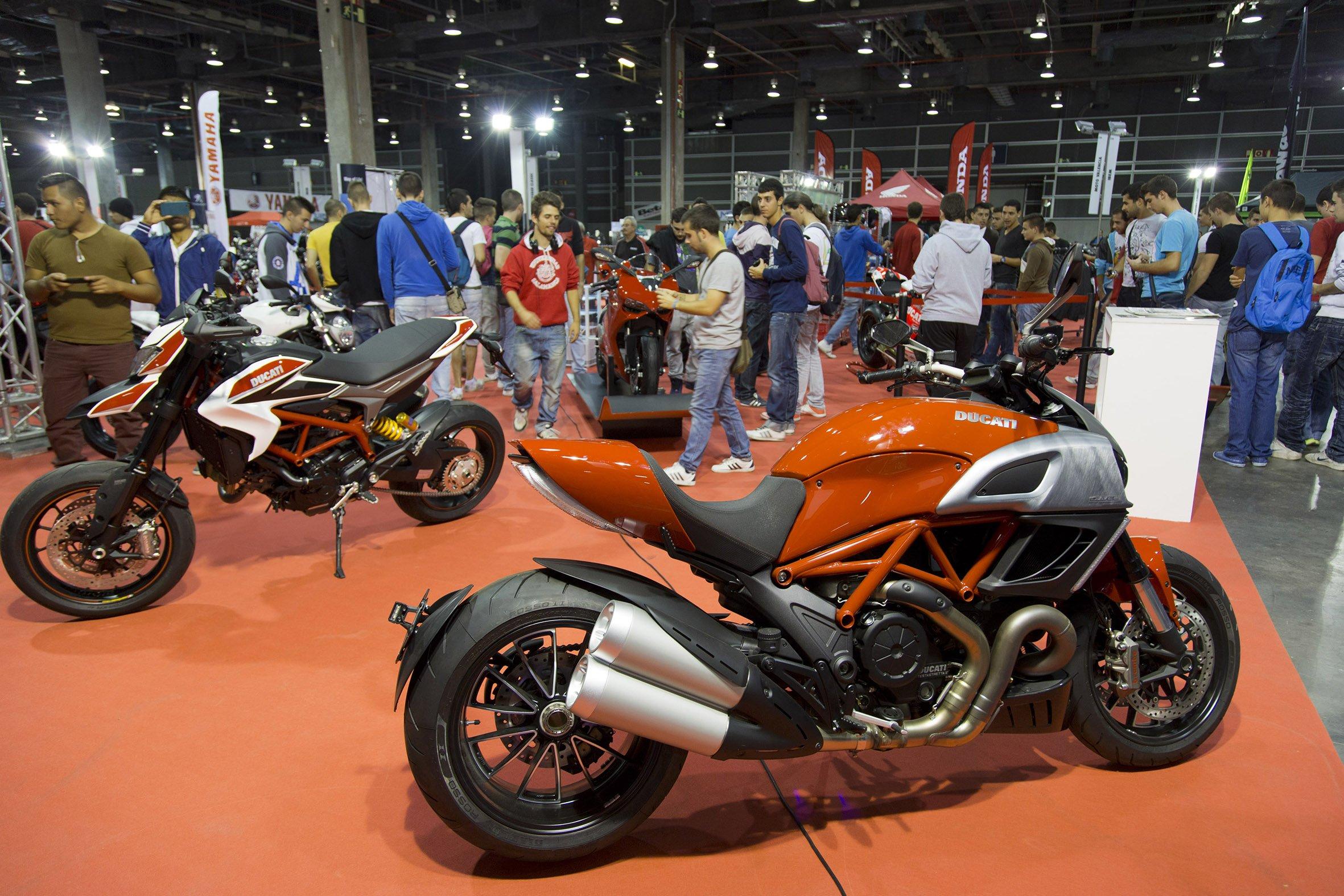 2 Ruedas incorpora un circuíto para probar las motos a la venta