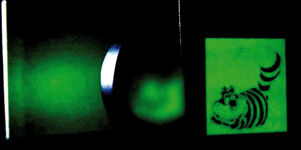 UJI y UV desarrollan un sistema óptico que mejora la visión en entornos opacos