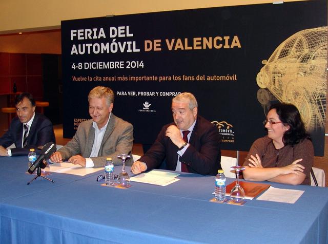 Los coches ecológicos tendrán un lugar destacado en la próxima Feria del Automóvil de Valencia