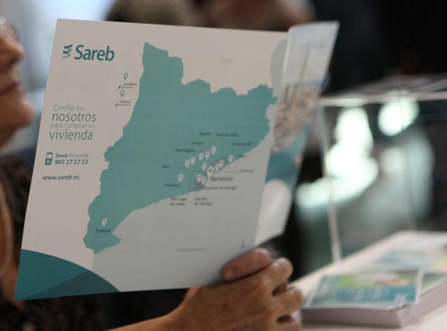 Sareb acelera la venta de activos por un importe nominal de 1.565 millones