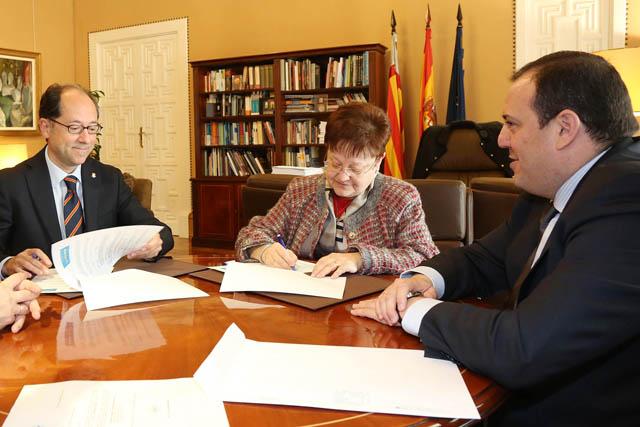 El MARQ será accesible para personas con diversidad funcional gracias al acuerdo con Fundación Cajamar