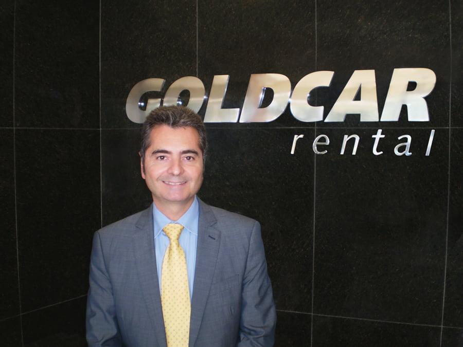 Juan Carlos Azcona, nuevo CEO del Grupo Goldcar