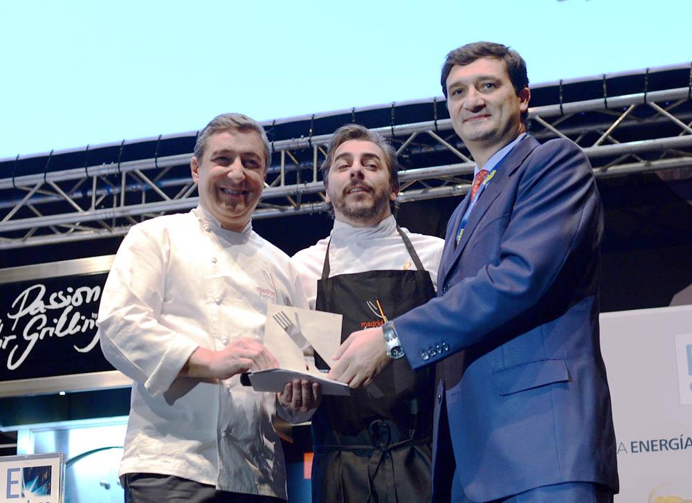 Los hermanos Roca recibe el Premio Exportando España que otorga el ICEX