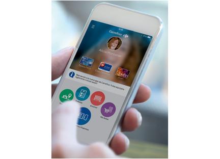 Carrefour lanza una app para mejorar la experiencia de compra de sus clientes