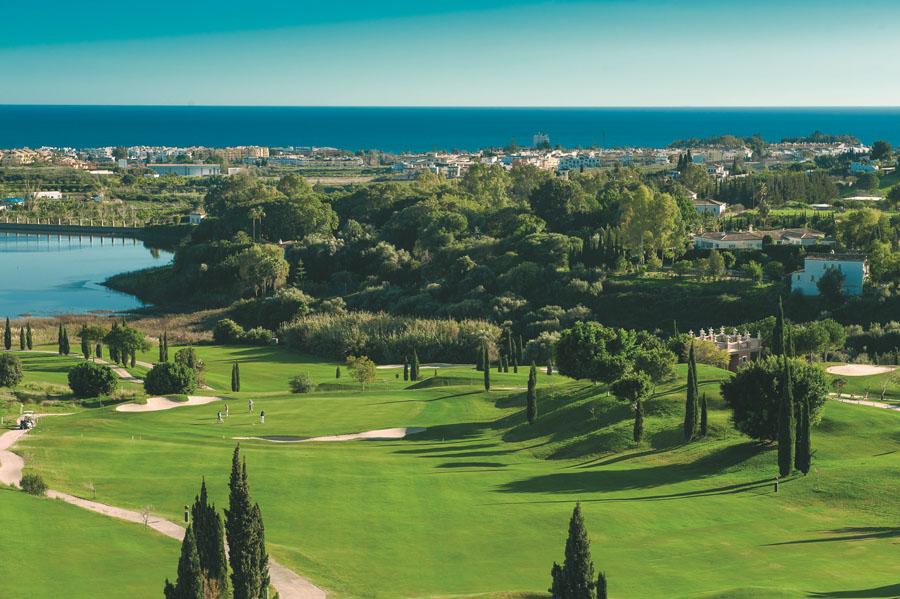 La Costa del Sol, destino líder nacional y europeo para la práctica del golf