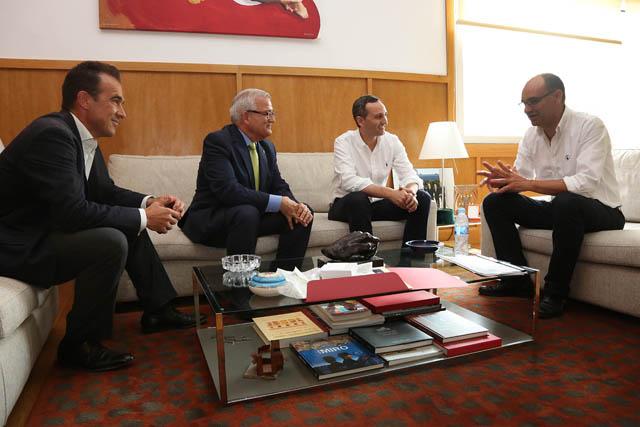 La Diputación potenciará la internacionalización de las universidades de Alicante