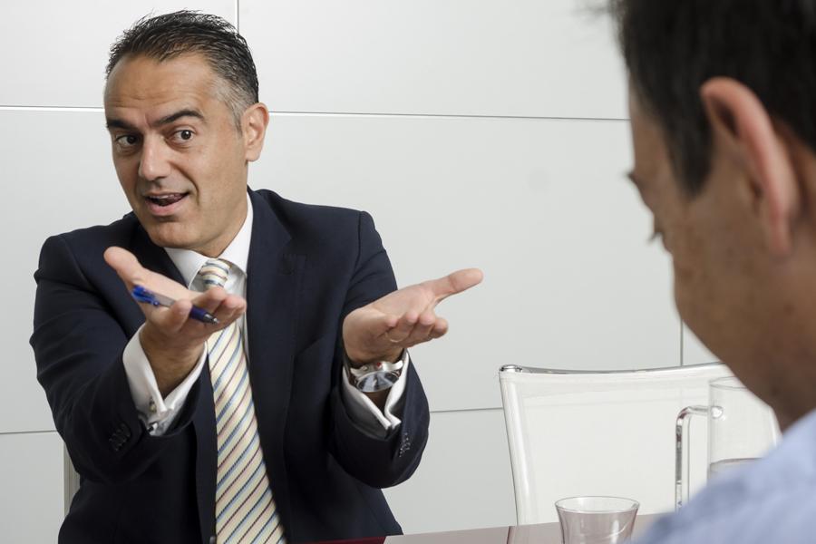 """Gordillo: """"La compañía debe motivar a su plantilla para que vuelque su talento en el proyecto"""""""