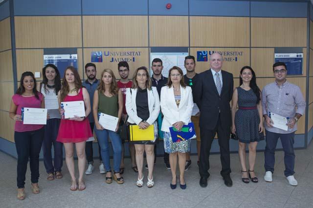 BP Oil beca a 10 alumnos de la UJI para estudiar un semestre en Estados Unidos