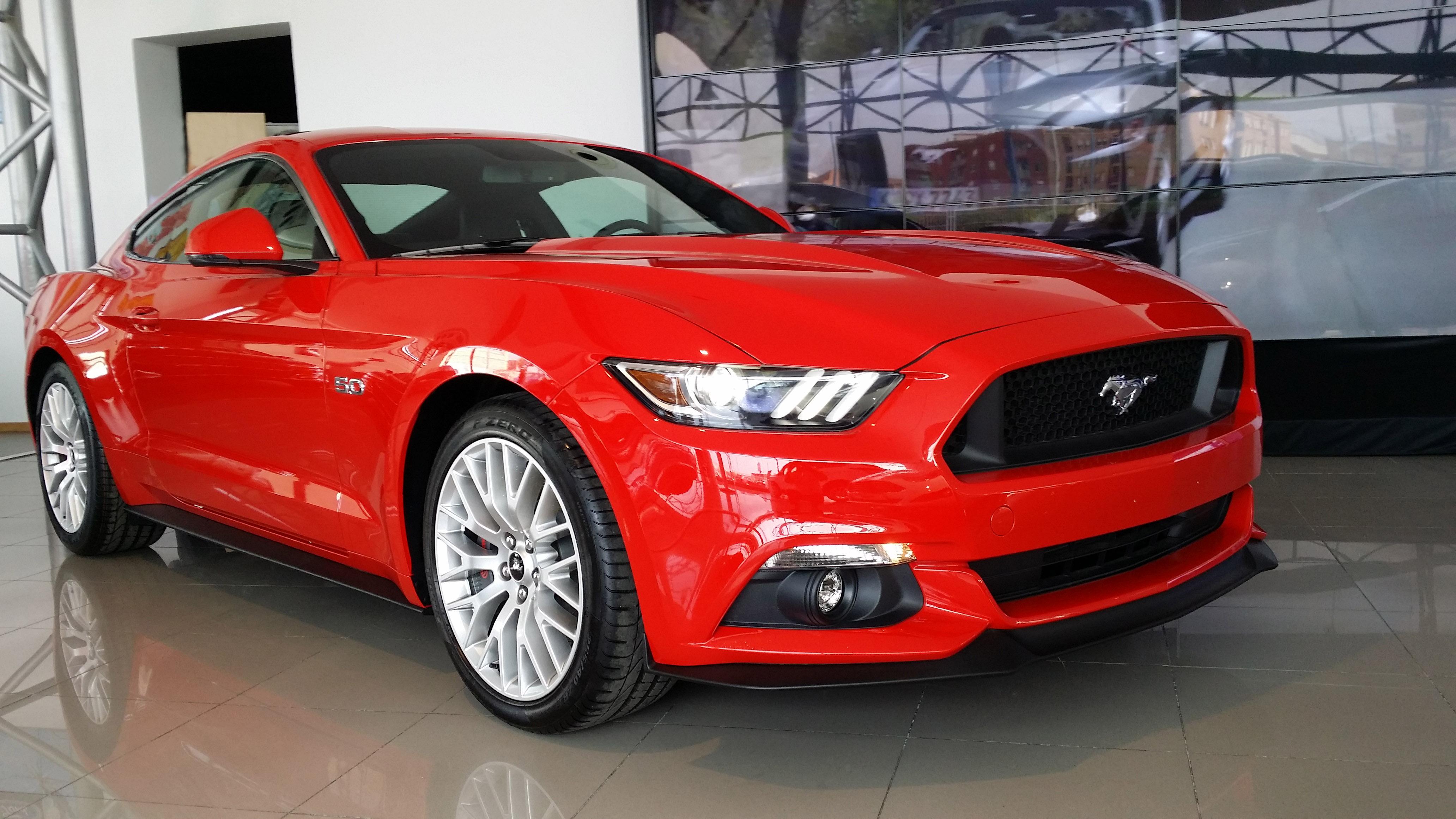 """El nuevo """"Mustang"""" ya ha llegado a Ford Montalt"""