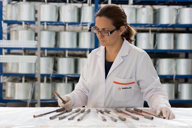 Aimplas participa en el desarrollo materiales de construcción saludables para los edificios