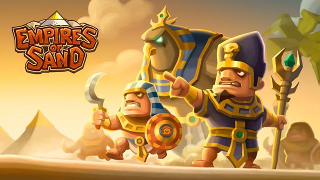 El video juego valenciano Empire of Sand alcanza los 17 millones de partidas en sólo un año