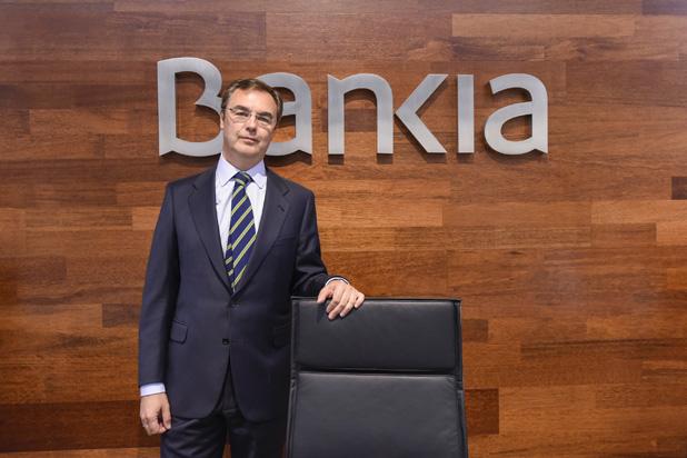 Bankia alcanza un beneficio neto de 556 millones en el primer semestre, un 11,5% más que el año pasado