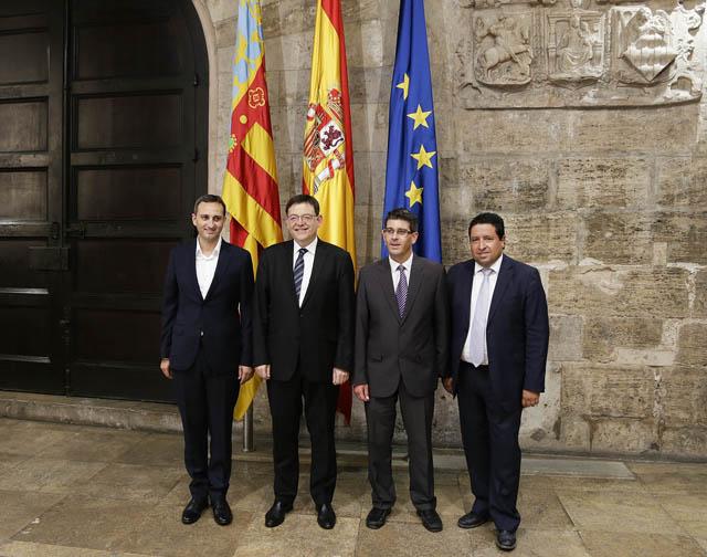 Ximo Puig anuncia la creación de una agencia tributaria autonómica