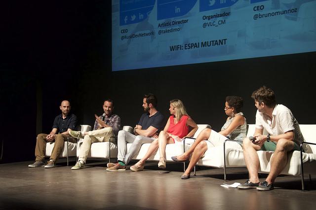 Las aceleradoras convierten a Valencia en la ciudad del emprendimiento