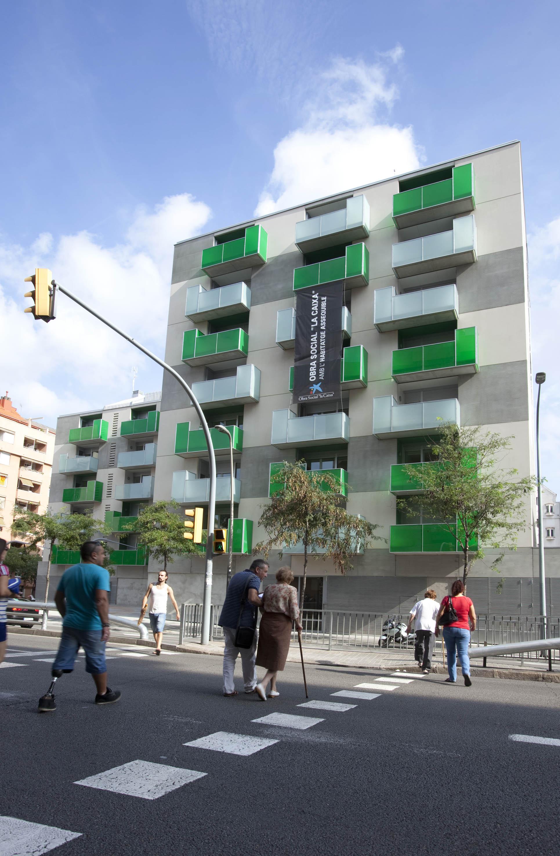 La caixa destina m s de viviendas a colectivos - Casas embargadas la caixa ...