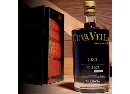 La excepcional mistela Cuva Vella 1980 de Valsangiacomo obtiene tres importantes premios