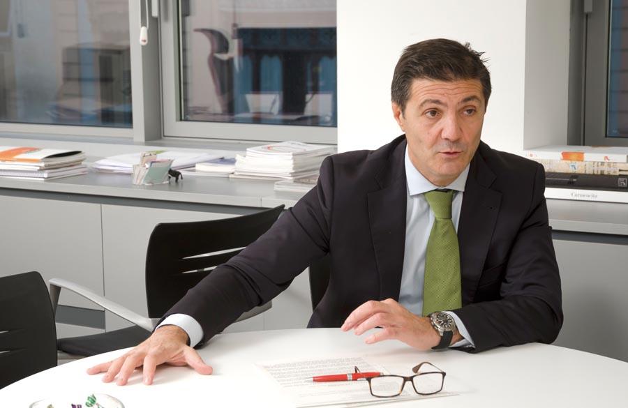 """J.M. Martínez, de Bankia: """"No creo que existan mejores o peores sectores, sino empresas mejor o peor gestionadas"""""""