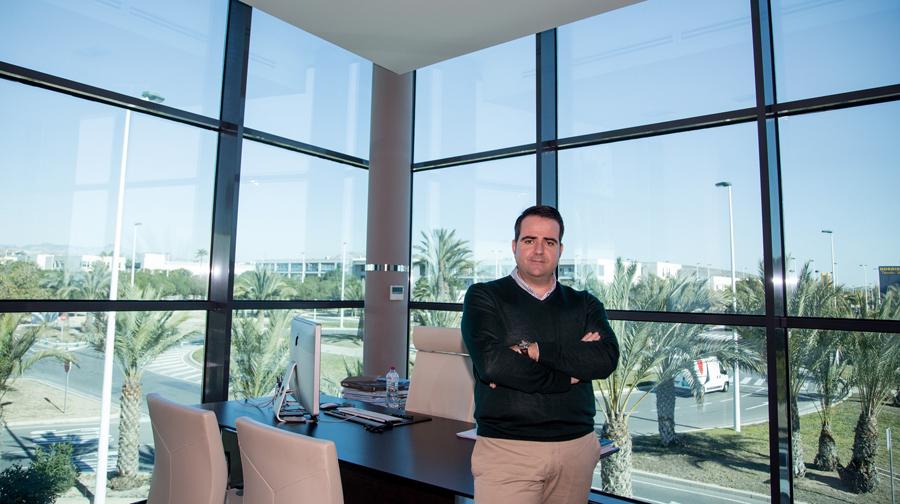 """Raúl Aledo: """"La innovación es clave para competir en el sector"""""""