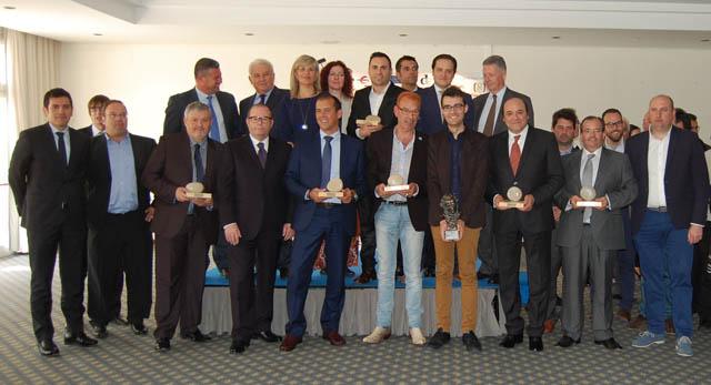 Economía 3 recoge el Premio 8 de Marzo en Alicante junto con 14 destacadas instituciones