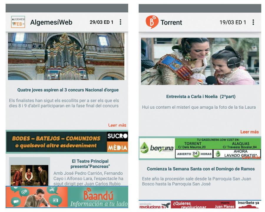 Baandú, la app de las noticias que te importan