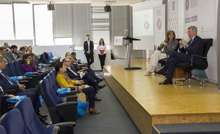 """Mas de 200 jóvenes participan en la UA en el encuentro """"Talento en crecimiento"""" del CEDE"""