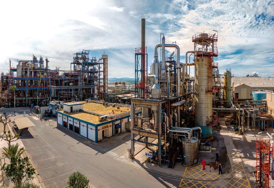UBE investiga en Castellón nuevos aditivos poliméricos para tintas ink-jet de efecto cerámico