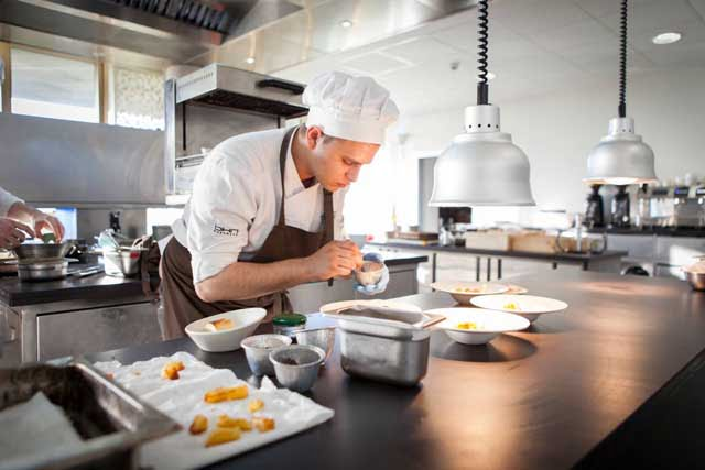 El joven cocinero valenciano Sergio Mariscal vence en el Reto Azpilicueta
